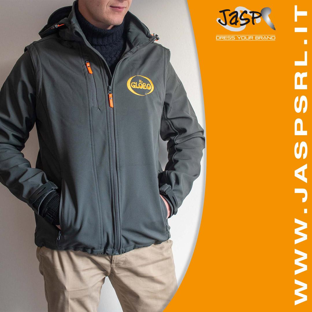 giacca giubotto personalizzato